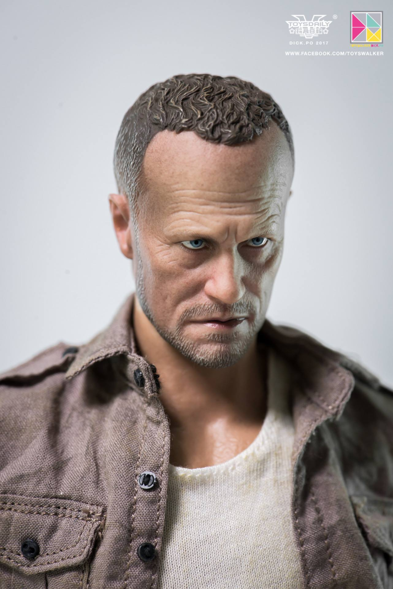 Threezero The Walking Dead Merle Dixon10