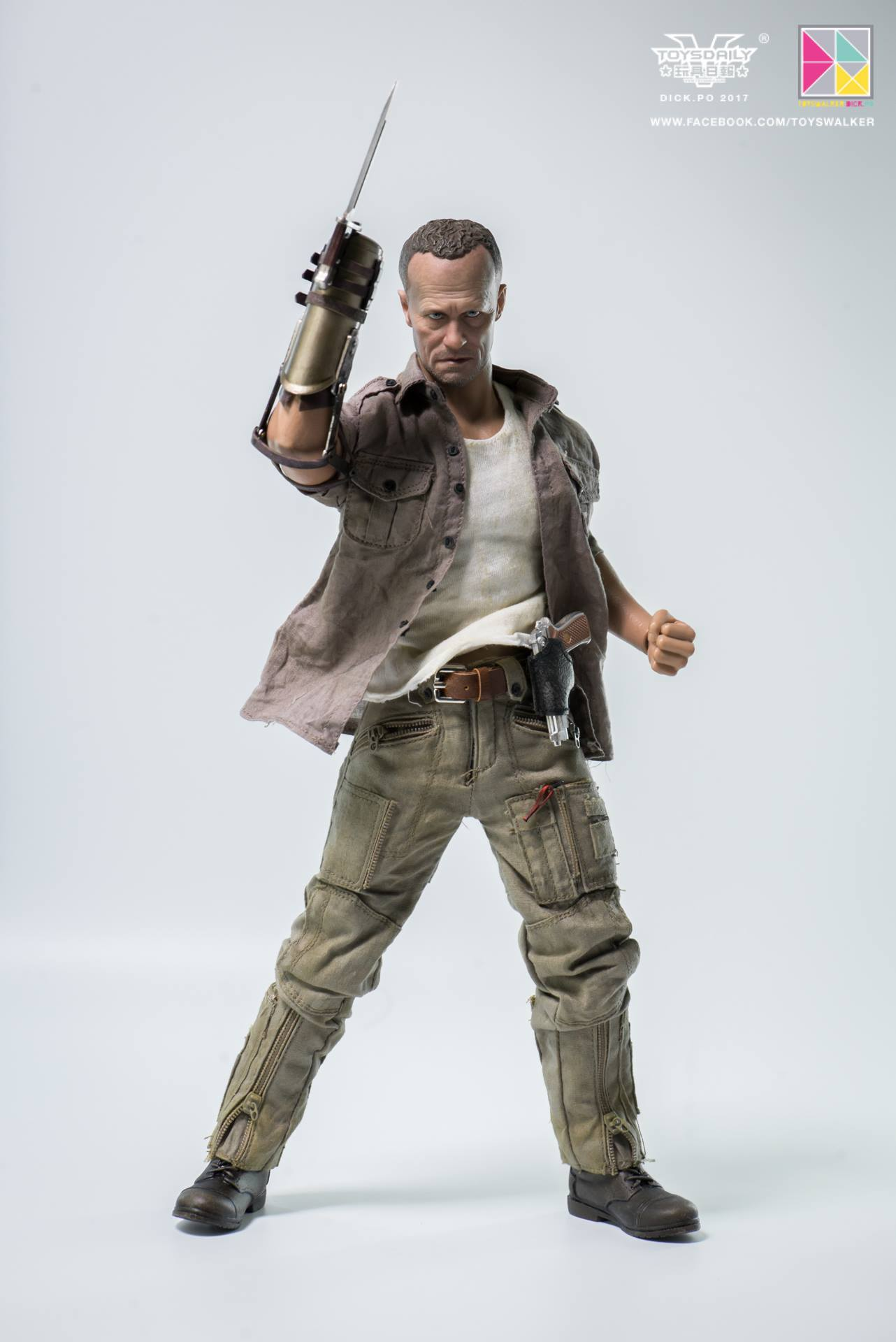 Threezero The Walking Dead Merle Dixon11