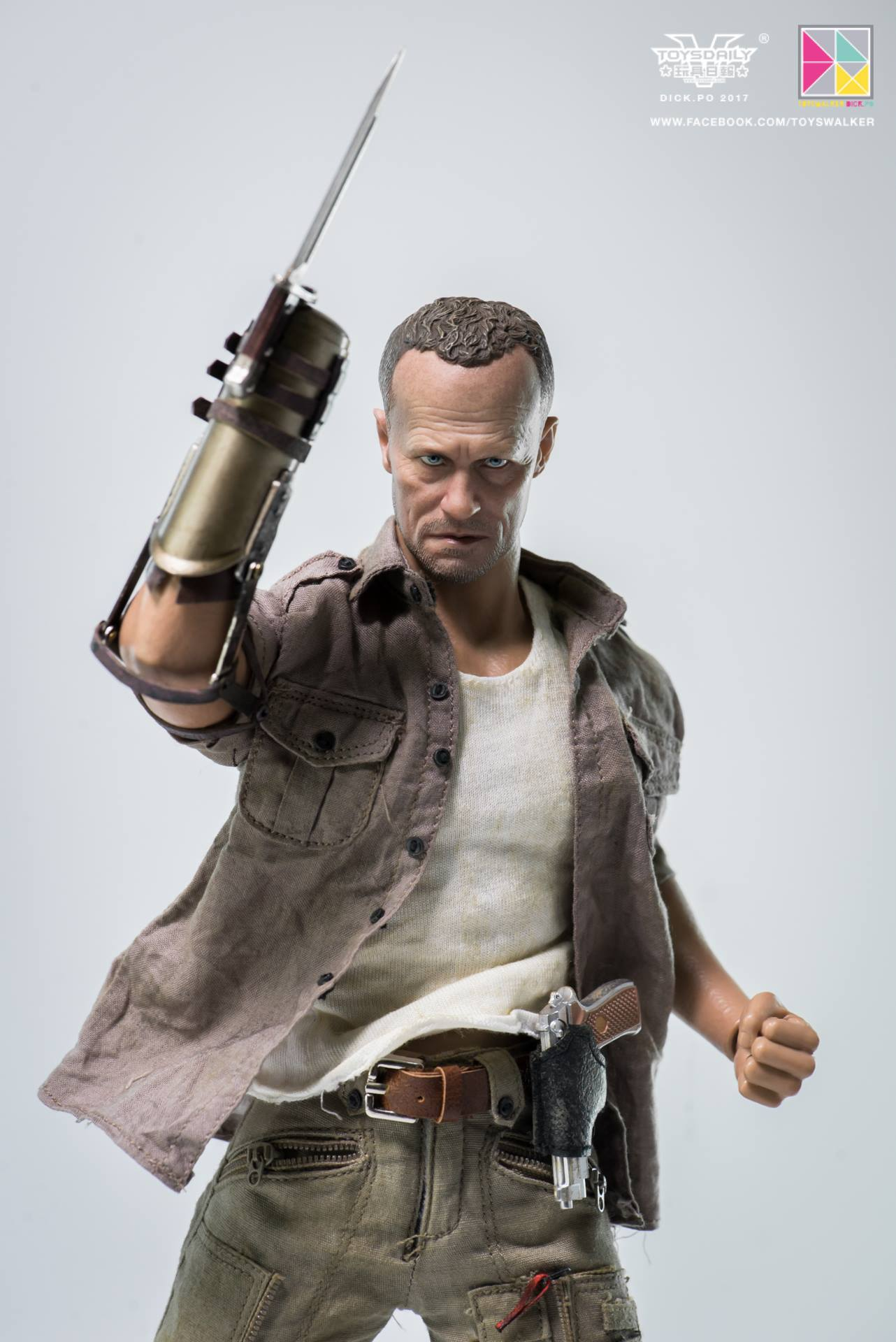 Threezero The Walking Dead Merle Dixon12