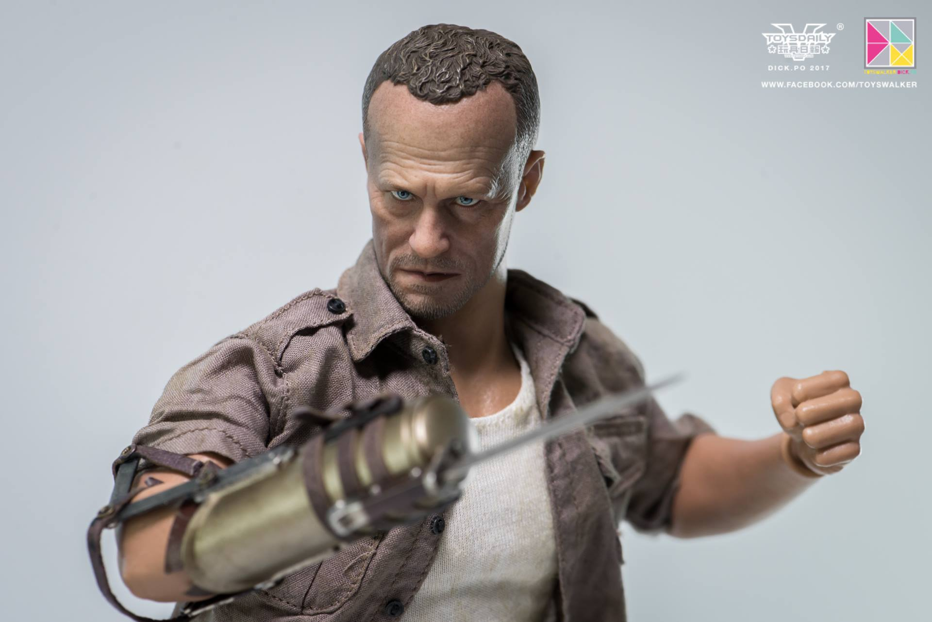 Threezero The Walking Dead Merle Dixon14