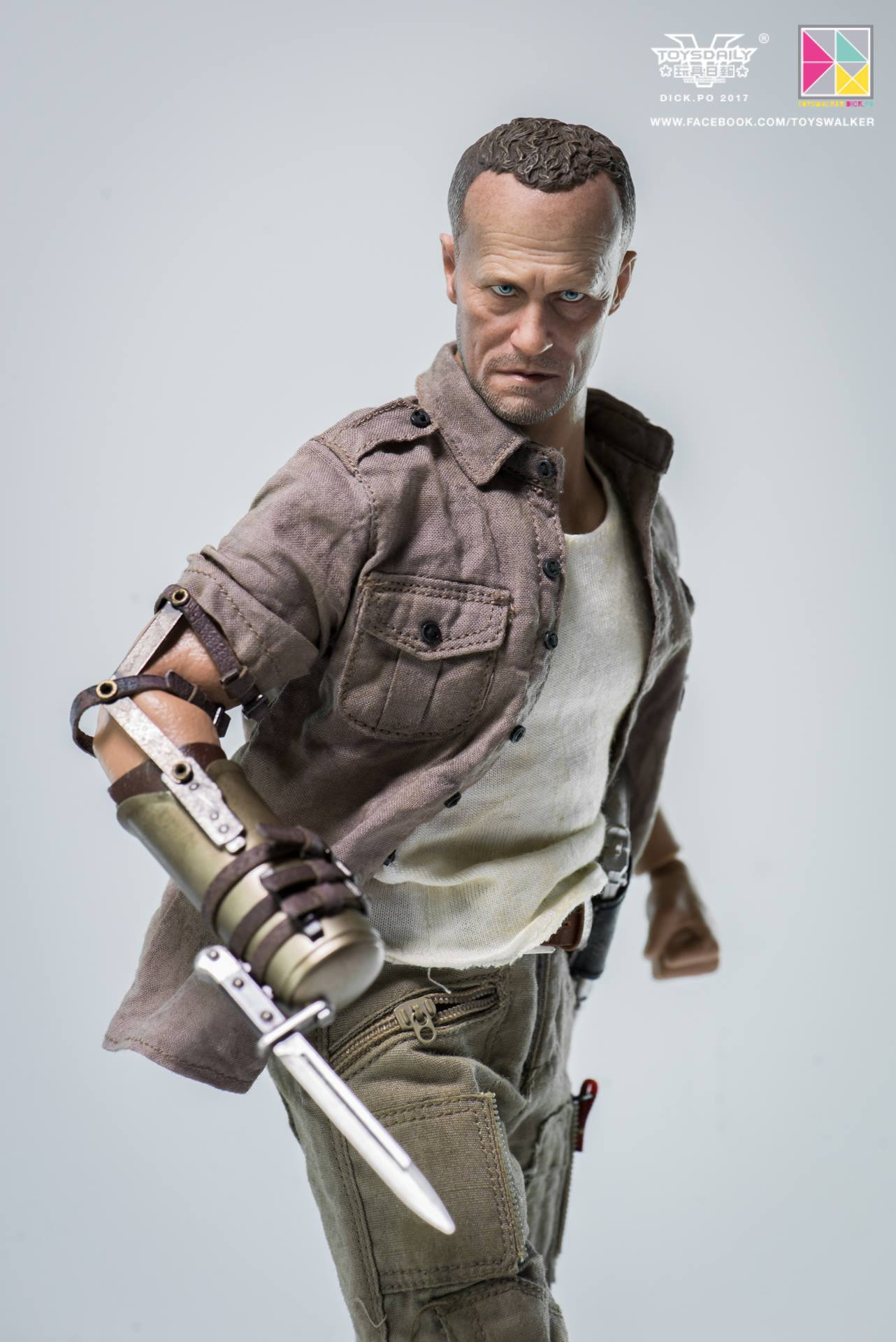 Threezero The Walking Dead Merle Dixon18