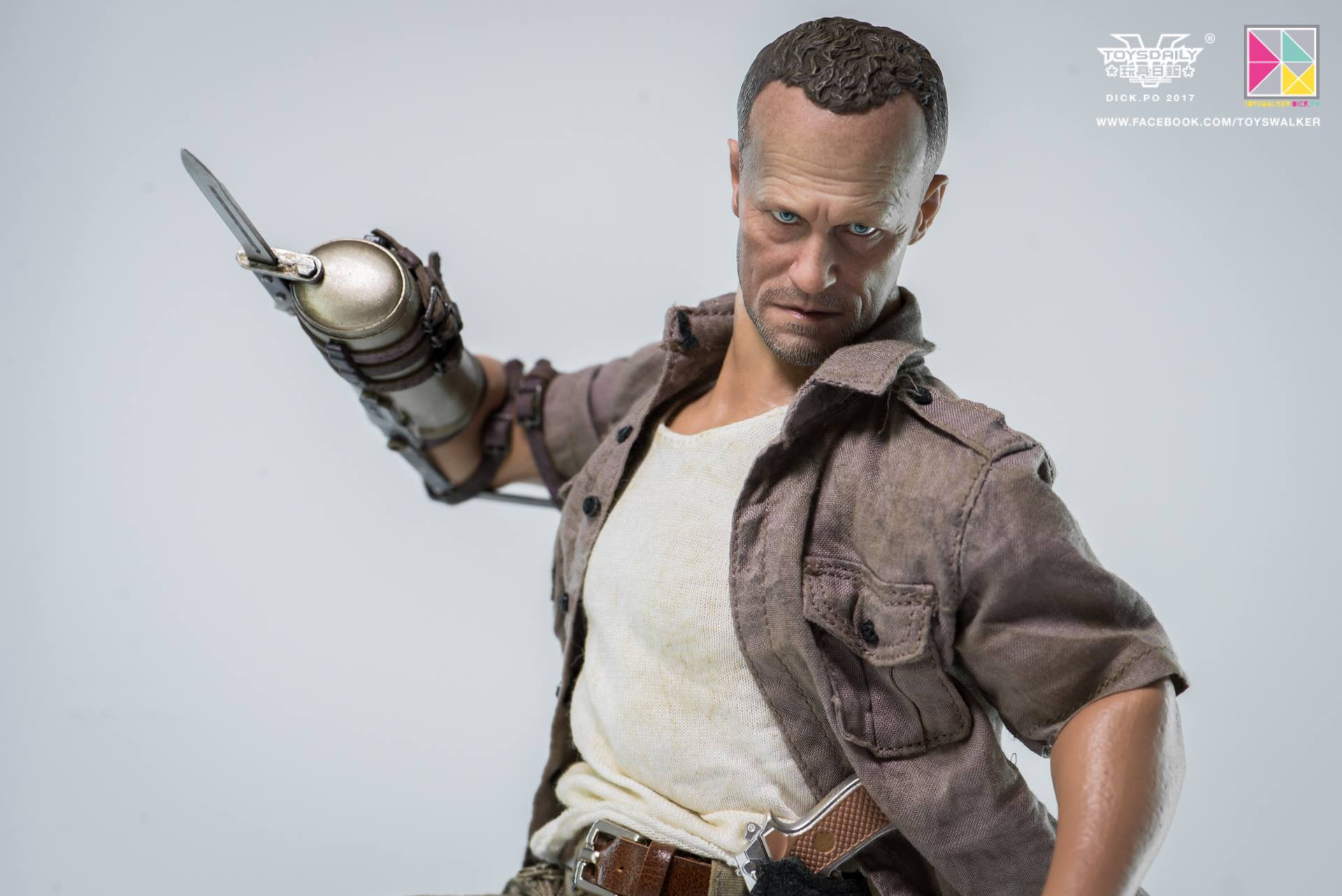 Threezero The Walking Dead Merle Dixon20