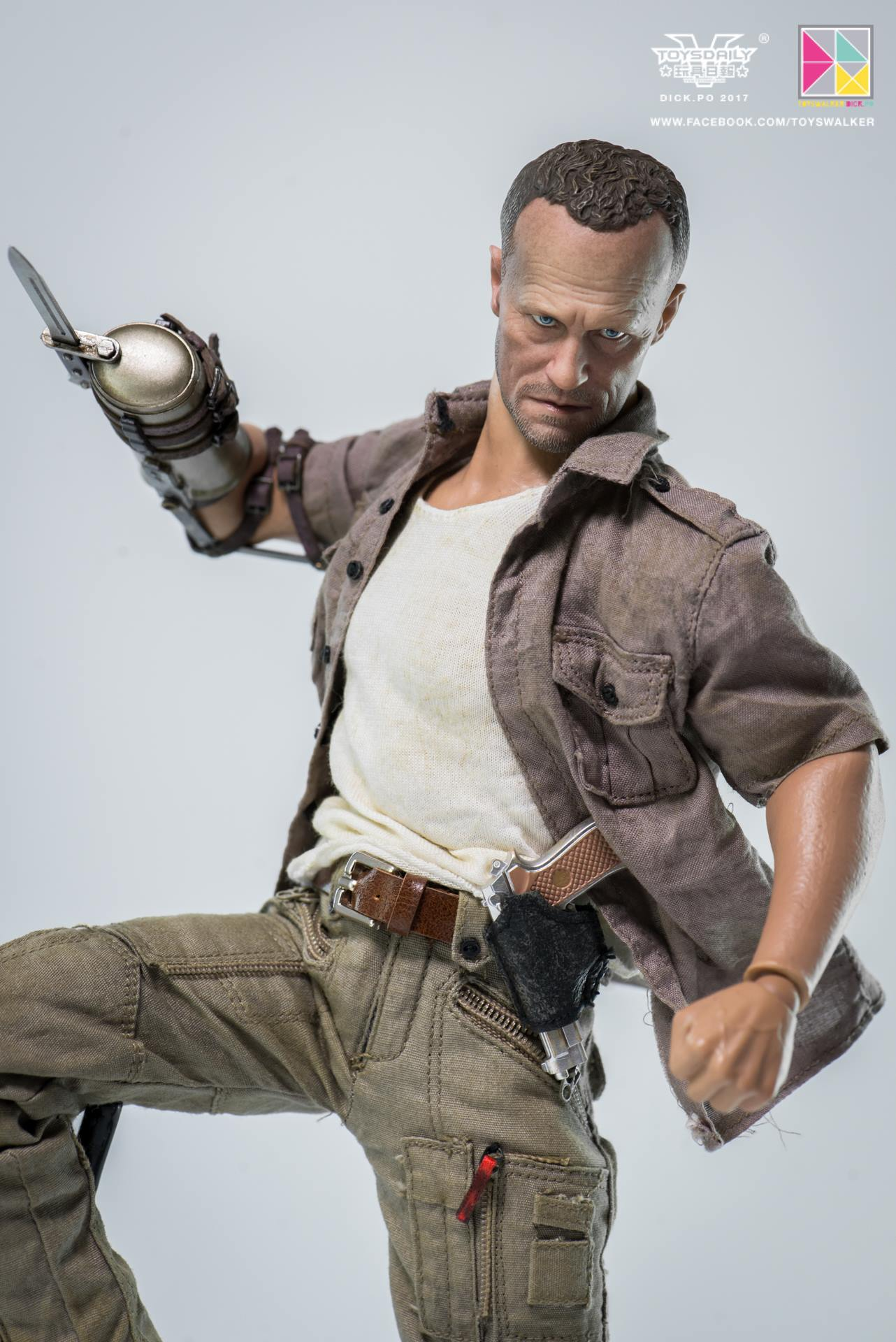 Threezero The Walking Dead Merle Dixon21