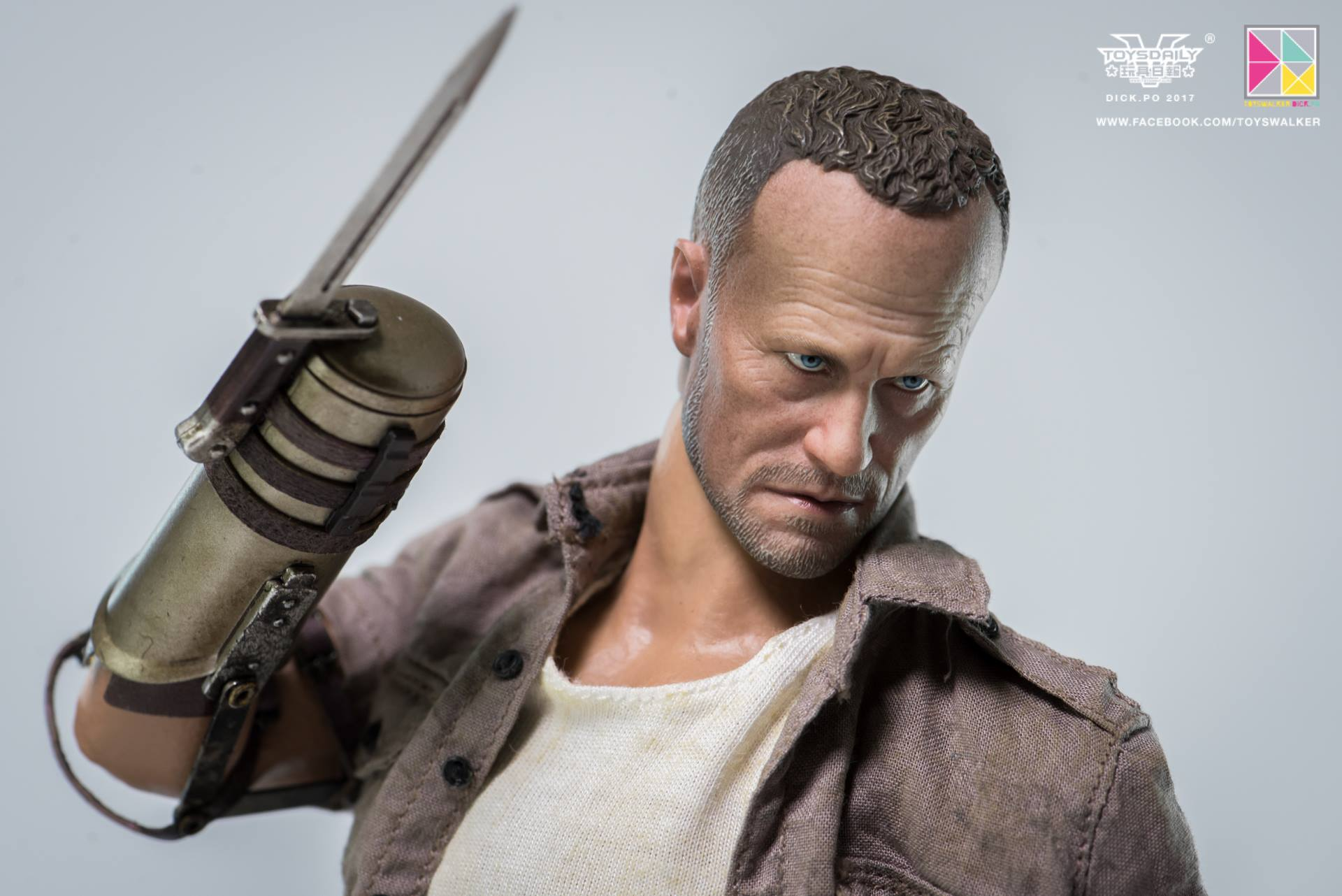 Threezero The Walking Dead Merle Dixon22