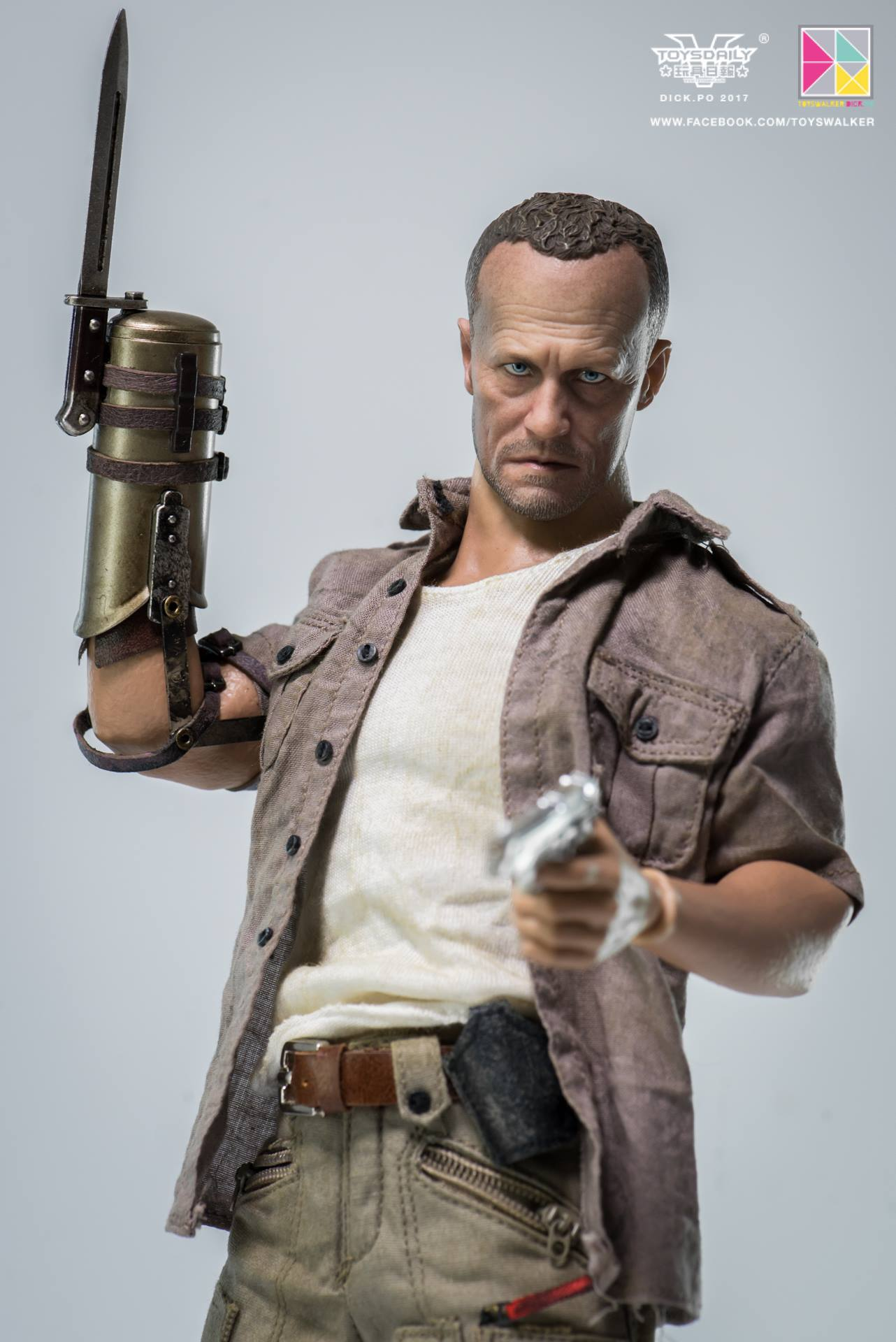 Threezero The Walking Dead Merle Dixon24