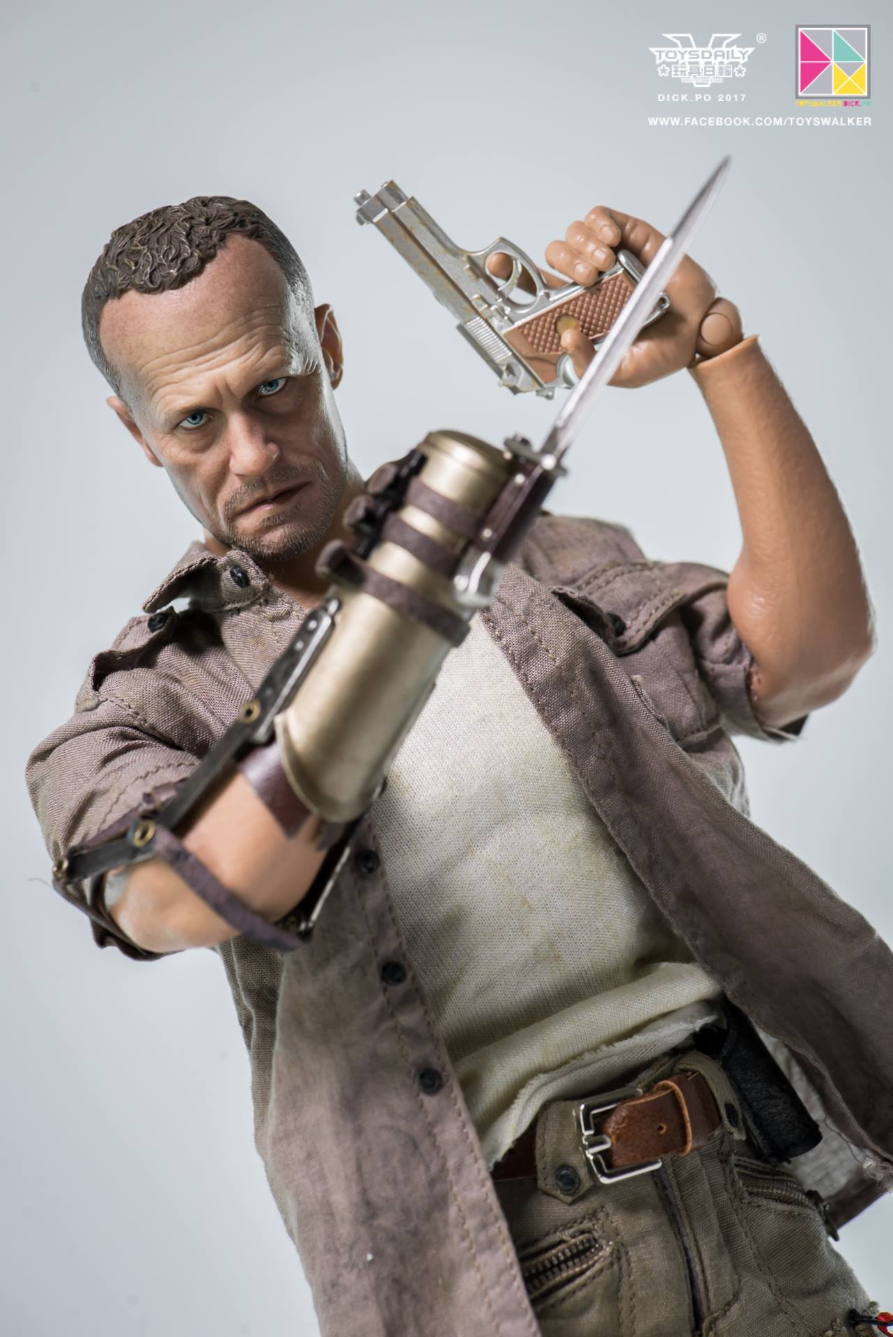Threezero The Walking Dead Merle Dixon25