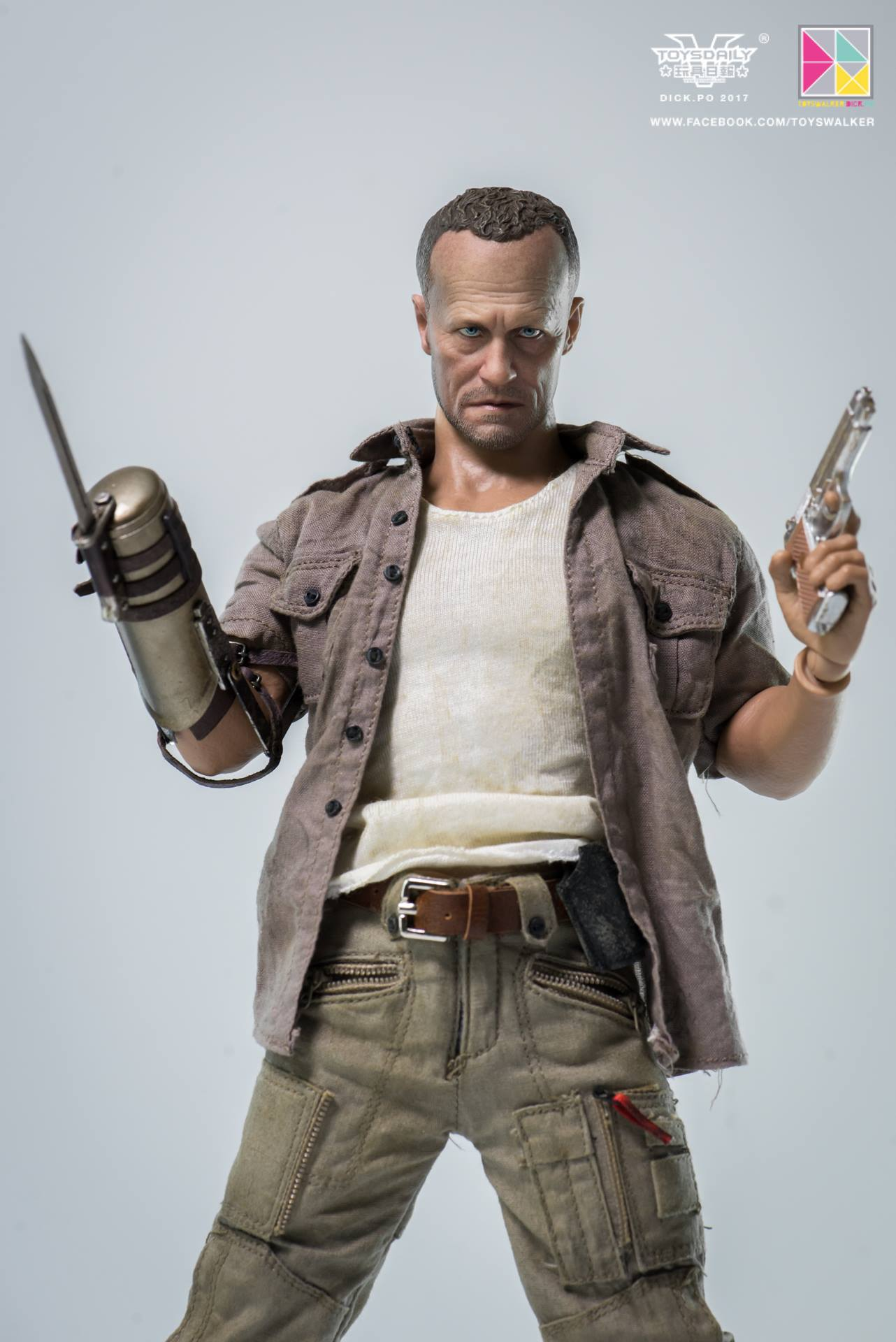Threezero The Walking Dead Merle Dixon26
