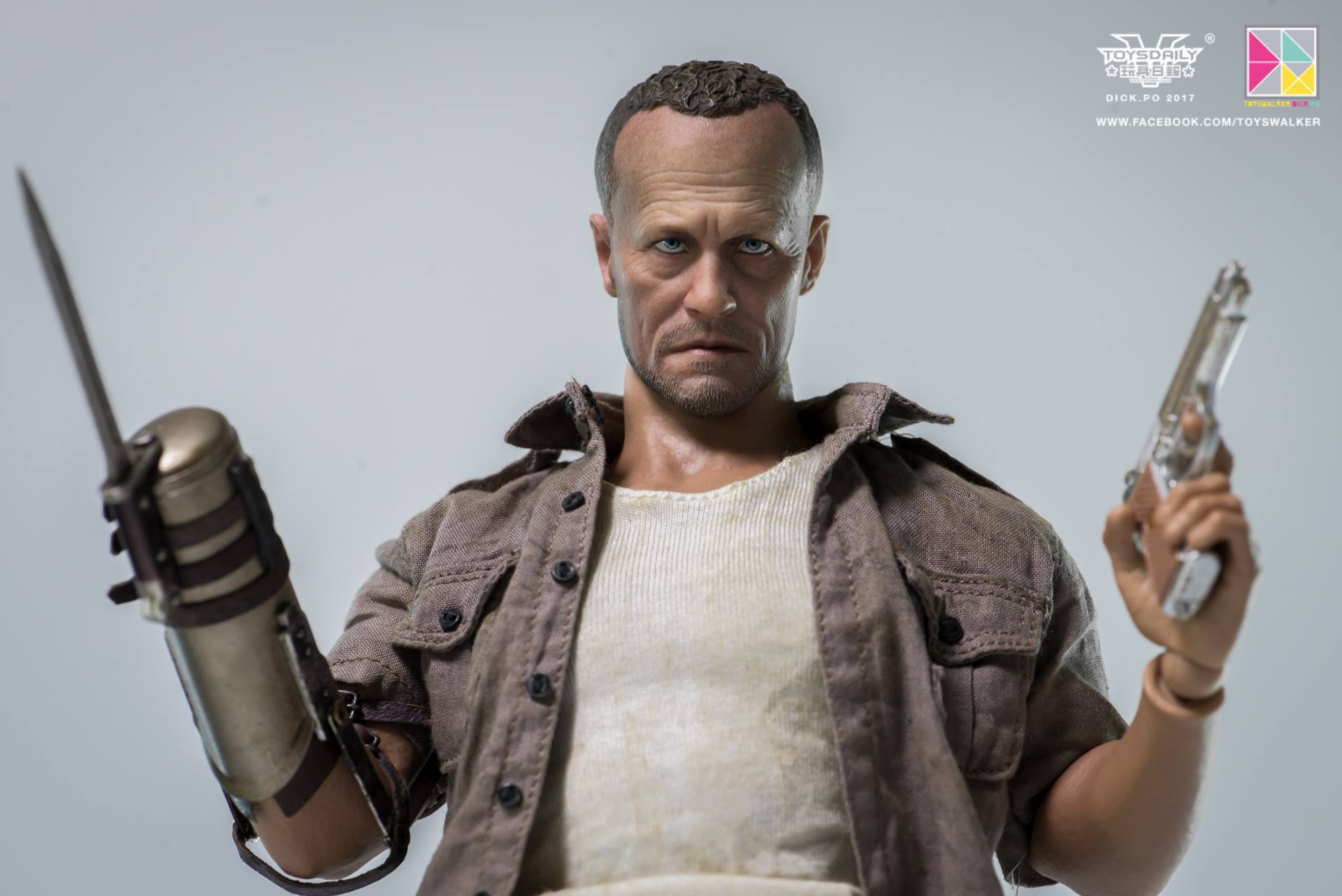 Threezero The Walking Dead Merle Dixon27