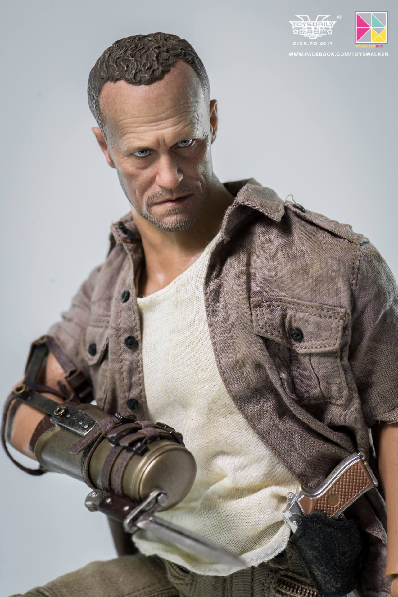 Threezero The Walking Dead Merle Dixon30
