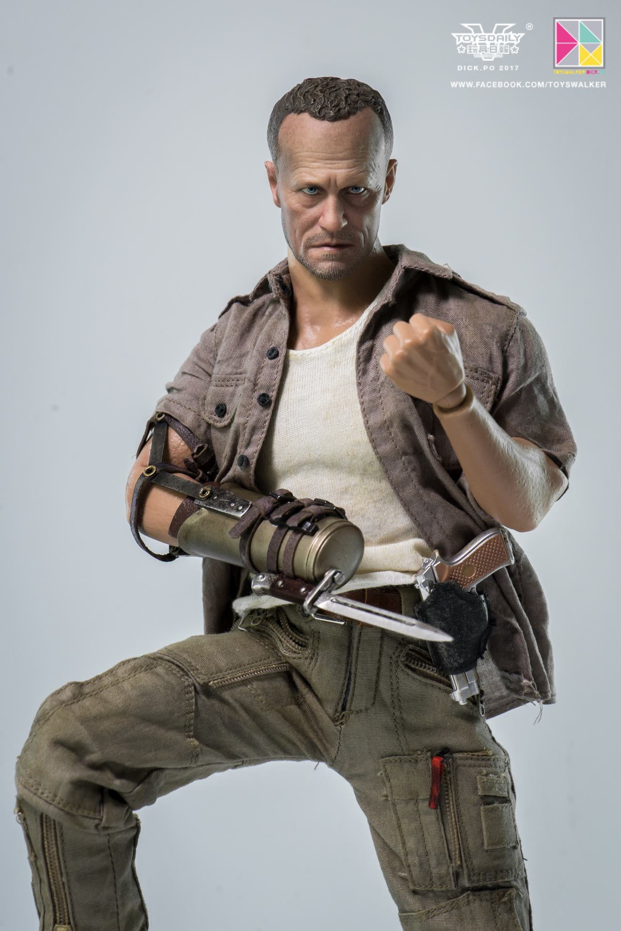 Threezero The Walking Dead Merle Dixon31
