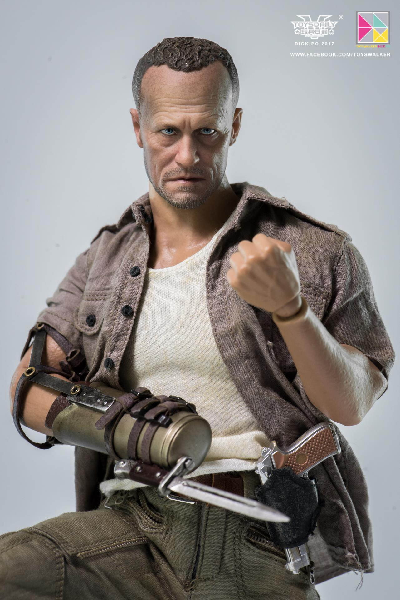 Threezero The Walking Dead Merle Dixon32