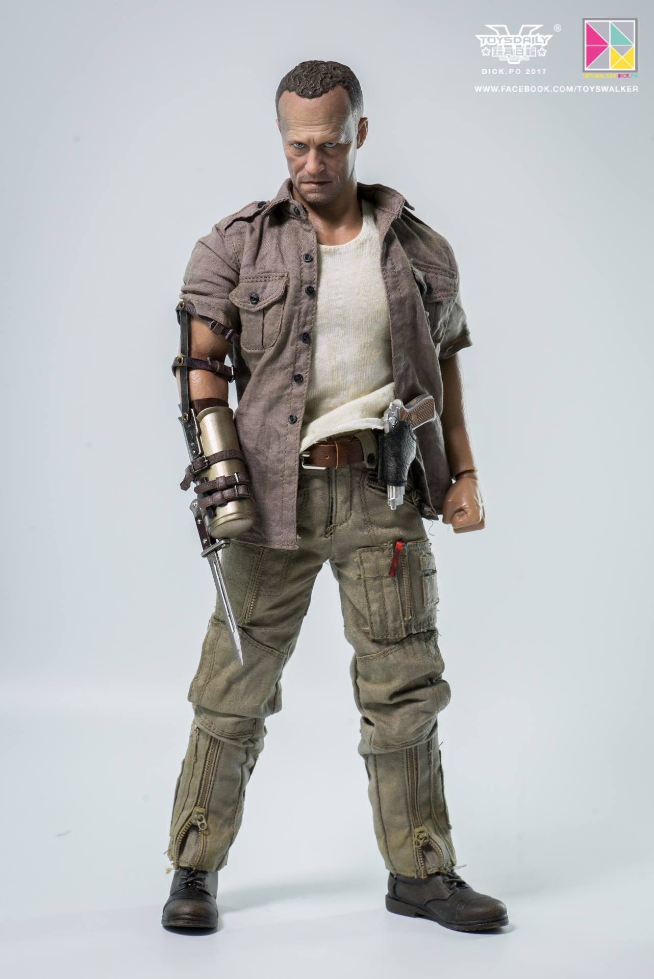 Threezero The Walking Dead Merle Dixon33