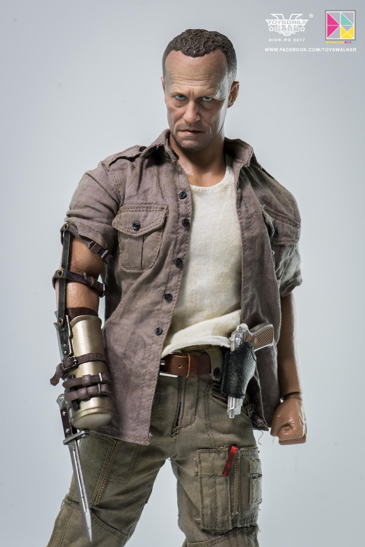 Threezero The Walking Dead Merle Dixon34