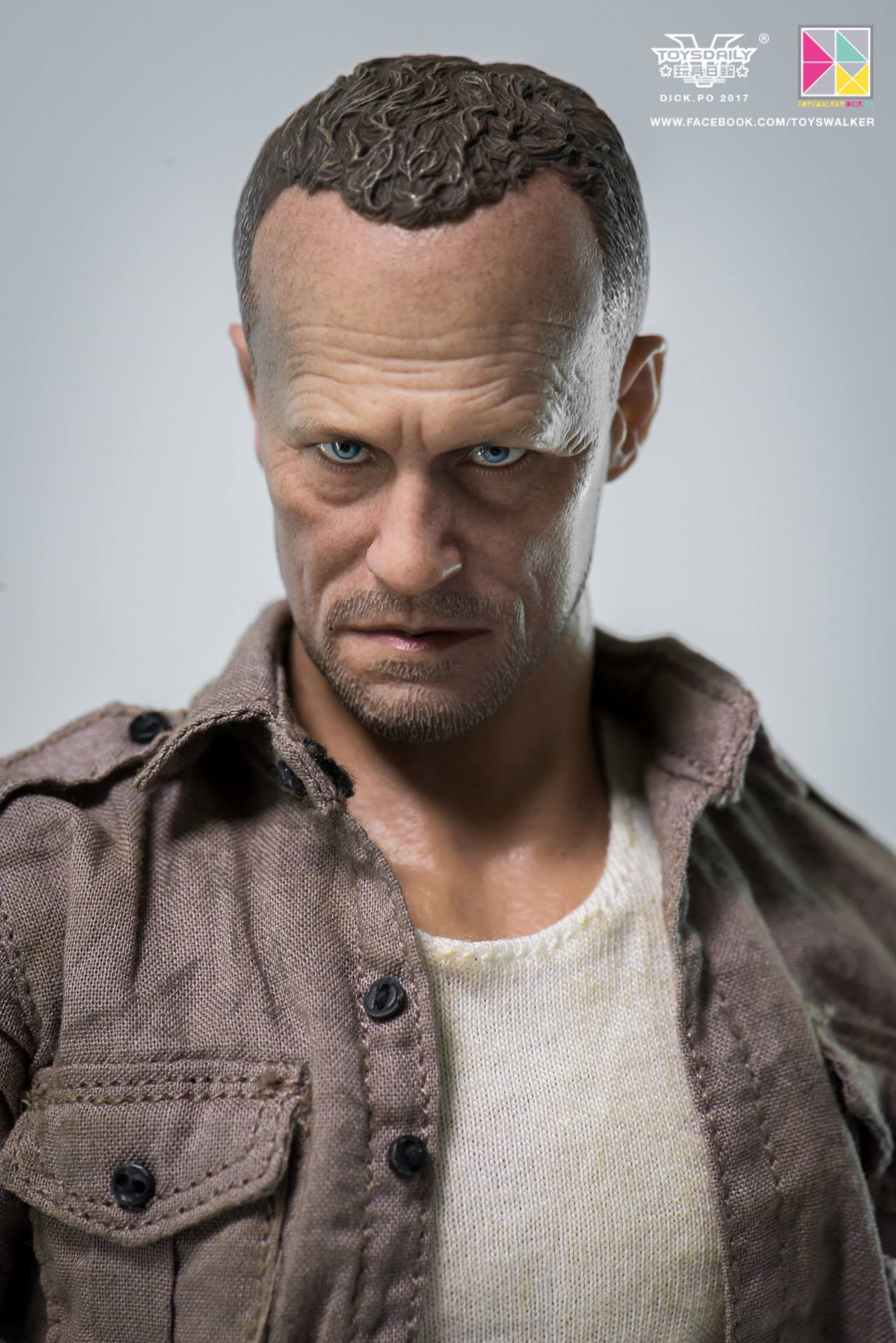 Threezero The Walking Dead Merle Dixon35