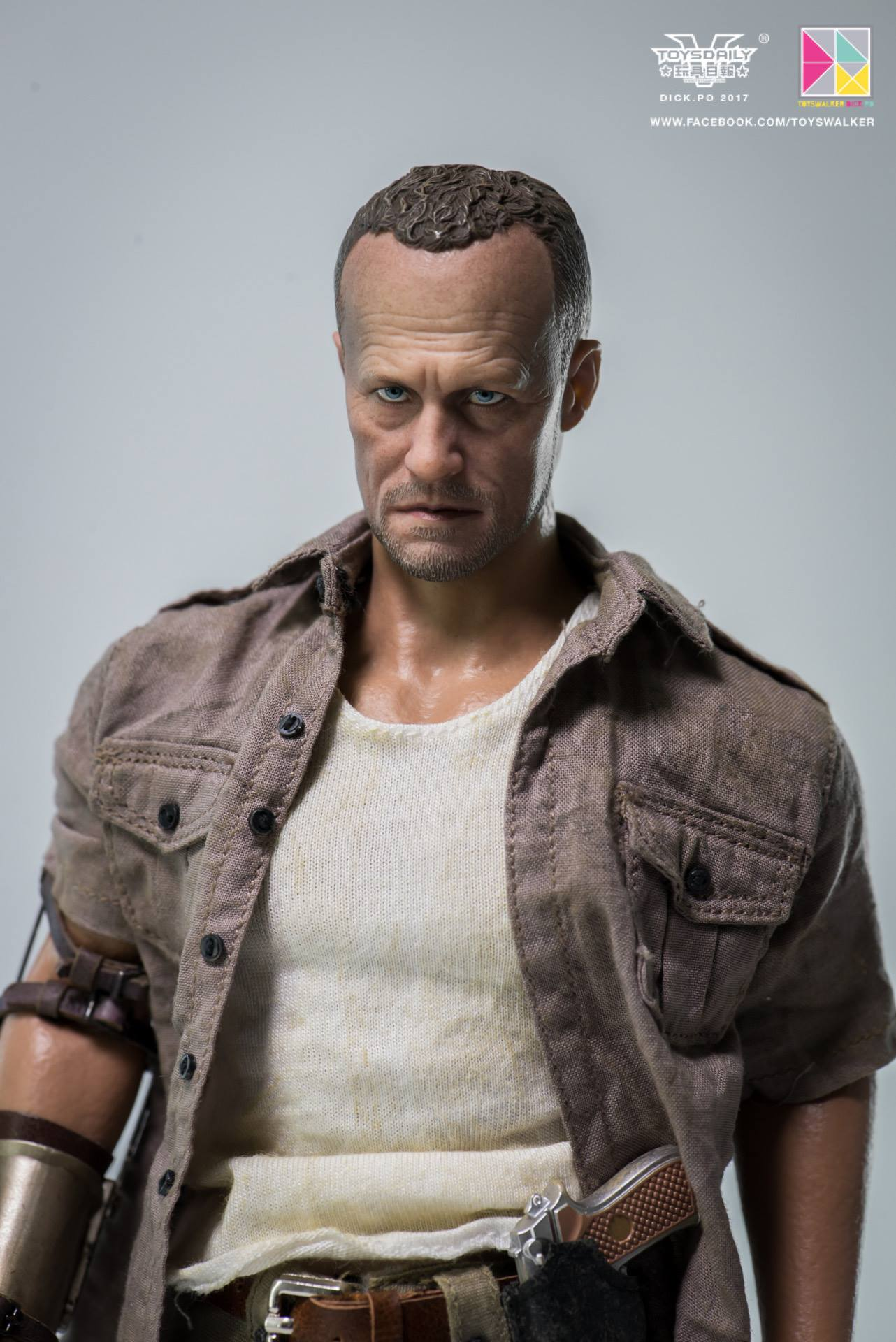 Threezero The Walking Dead Merle Dixon4