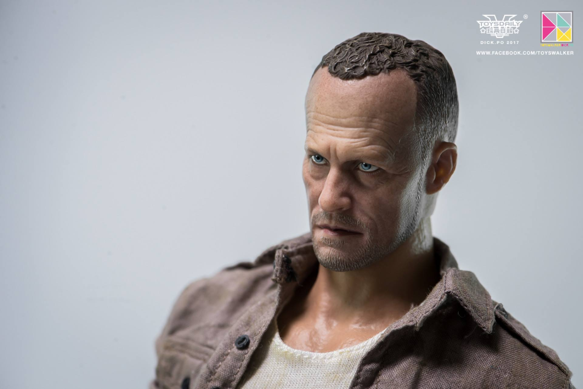 Threezero The Walking Dead Merle Dixon7