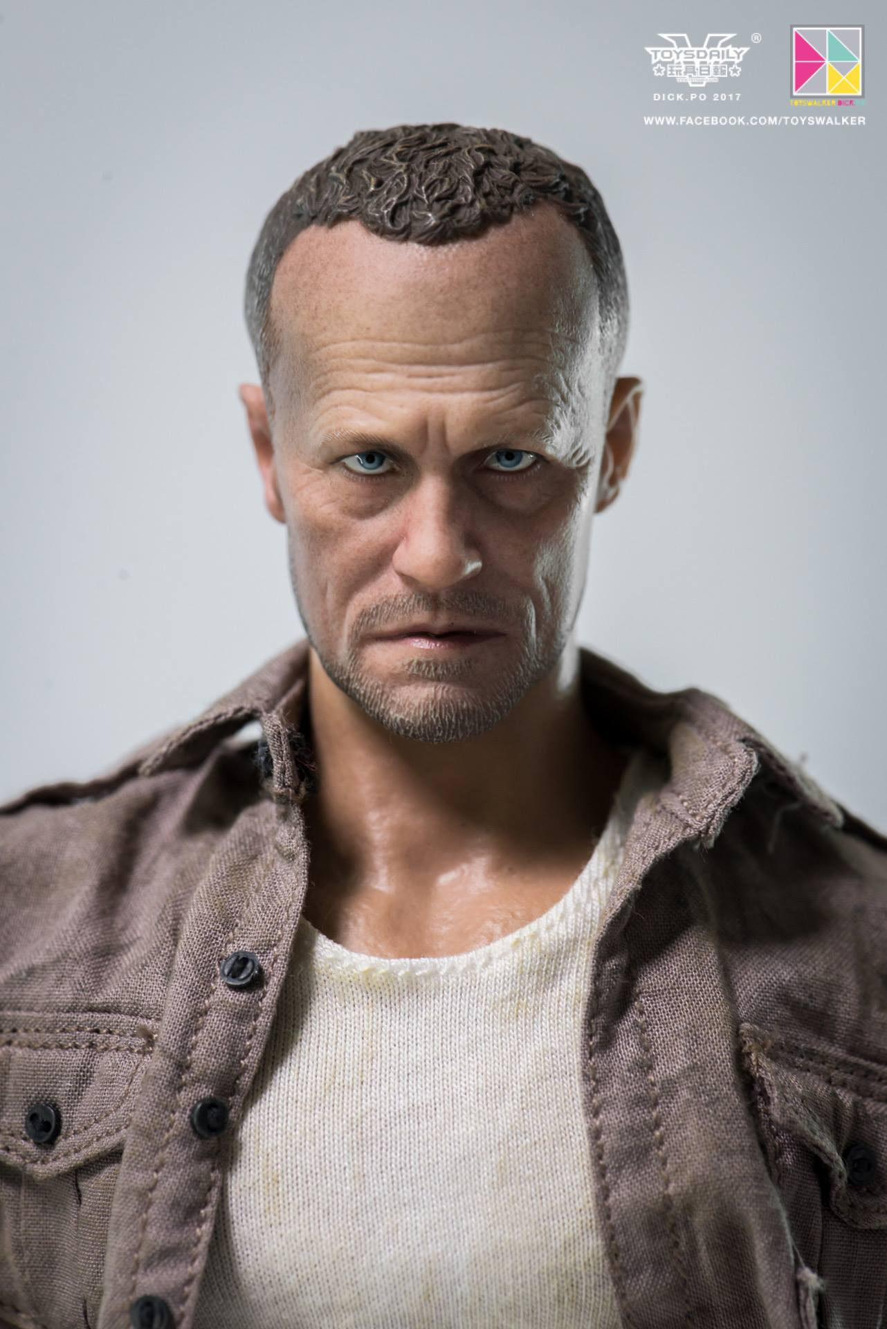 Threezero The Walking Dead Merle Dixon8