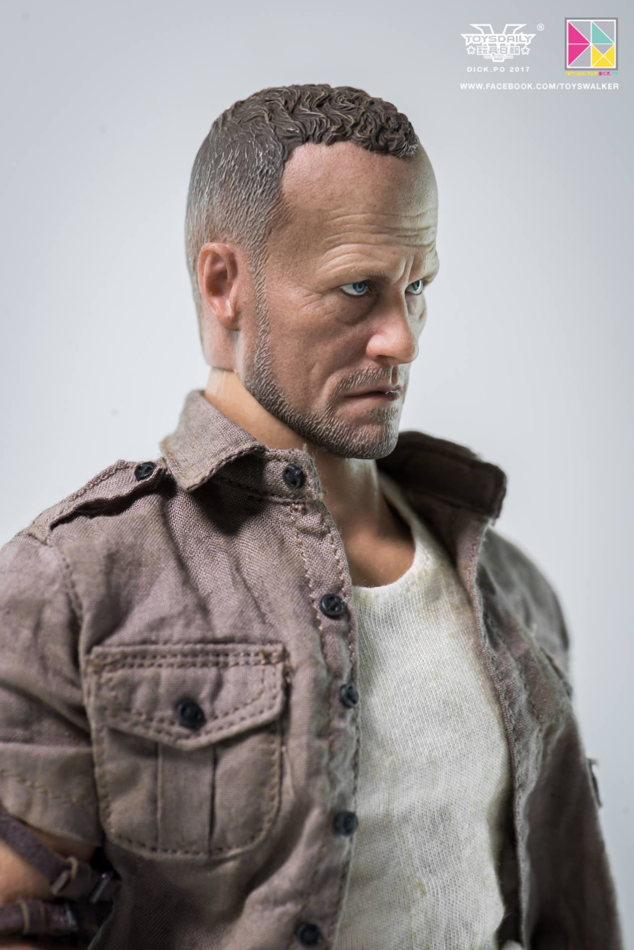 Threezero The Walking Dead Merle Dixon9
